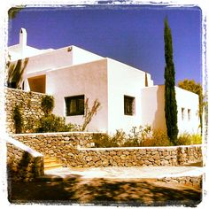 Traditional #Ibiza architechture