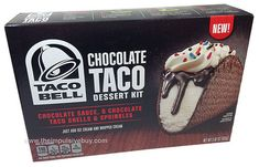 Taco Bell stopped selling Choco Tacos in store. At least where I live. Do you live in some fantasy world where Taco Bell has Choco Tacos on the menu? 'Caus