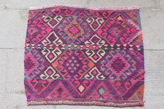 Etsy $205 Anatolian 2x3 kilim rug, Vintage Turkish rug, Turkish kilim rug, Turkish rug 2x3, 2x3 vintage rug, Handmade bohemian rug, Doormat