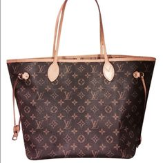 Louis Vuitton Neverful Mm Monogram Tote Bag Great Louis Vuitton Neverfull MM Monogram Bag. This is a must have bag! Extremely spacious. There are no rips, tears, or scratches on the bag. This is a pre-loved bag so there is wear on it, however most of it just your usual wear on the piping/straps and interior. It will come with the Louis Vuitton dust bag. Kept in a smoke free and pet free home. Please review the pictures for a better descriptions. Louis Vuitton Bags Totes