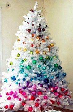 Linda essa Árvore de Natal