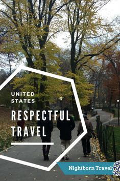 Learning how to be polite in a destination is just as important as any of the other planning we do for a dream vacation. Here is a short guide to respectful travel in the US.