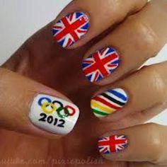 London Olympics Team Spirit