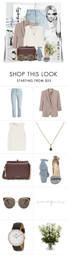 """""""Somewhere along the lines"""" by ninotchka-nb ❤ liked on Polyvore featuring Britney Spears, STELLA McCARTNEY, Helmut Lang, Narciso Rodriguez, Van Cleef & Arpels, Alexander McQueen, Steve Madden, Marni, WALL and Daniel Wellington"""