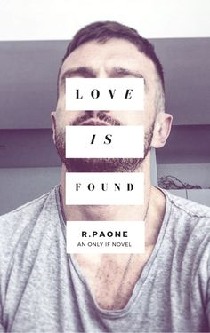 Love Is Found by R. Paone Cover Reveal &Rafflecopter giveaway 11/5/15 | spreading the word