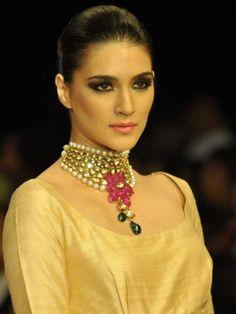 Golecha's Jewels golechajewels.in/ Show at IIJW 2012. Jaipur, Mumbai, Pune
