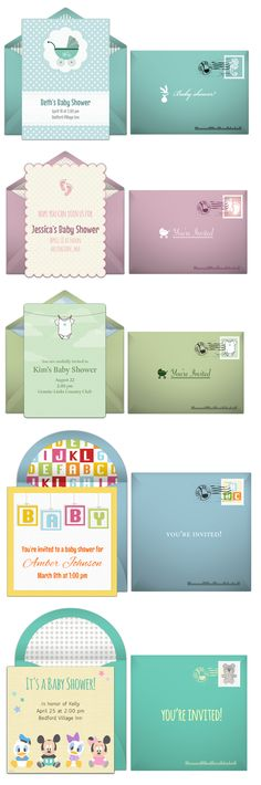 Paper invites are too formal, and emails are too casual. Get it just right with online invitations from Punchbowl. We've got everything you need for your baby shower.  http://www.punchbowl.com/online-invitations/category/14/?utm_source=Pinterest&utm_medium=5.5P