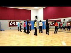 Homegrown - Line Dance (Dance & Teach in English & 中文) - YouTube