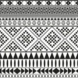 Tribal Seamless Pattern, Aztec Black And White Background - Download From Over 61 Million High Quality Stock Photos, Images, Vectors. Sign up for FREE today. Image: 30859616