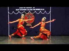 Varnam - Anname aruginil vaa- Kallidai sisters - vaishnavi natyashala - YouTube