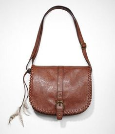 SADDLE BAG at Express