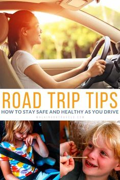 ROAD TRIP TIPS: No matter if you travel with the kids, friends, a baby or toddler, you want to make sure to stay safe and healthy on the road. These road trip hacks will help you pack up the right gear when you head into a public restroom, need to sleep in a hotel overnight and enjoy the open road. From packing essentials to keeping your hands, nose and face clean, you will know which foods to pack, wipes to buy and nasal sanitizer is the best to keep you clean throughout the day. #roadtrip… Traveling With Baby, Travel With Kids, Family Travel, Traveling By Yourself, Travel Money, Travel Usa, Travel Tips, Road Trip Essentials, Road Trip Hacks
