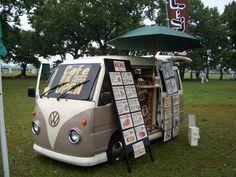 東京移動販売(ケータリングカー)クレープ、たこ焼など、移動販売の出店依頼、派遣登録