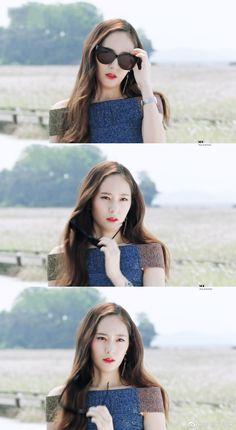 Krystal Jung, Ice Princess, Jessica Jung, Superstar, Kpop, Actresses, Hair Styles, Dramas, Korea