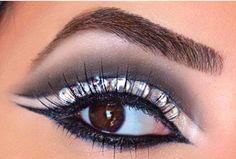 Diamond look instagram:makeupbyhanifa