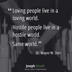 Wayne Dyer #quotes #inspiration