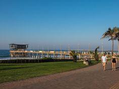 Moyo Pier at Addington Beach, Durban, KwaZulu-Natal, South Africa | by South African Tourism