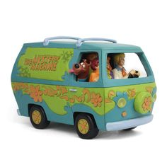 Jim Shore Scooby Doo Mystery Machine Crusin' for a Mystery Figurine - Ivey's Gifts and Decor Scooby Doo Toys, Scooby Doo Mystery, Painted Pony, Hand Painted, Dragon Figurines, Disney Traditions, Romantic Picnics, Sideshow Collectibles, Holiday Tree