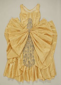 Dress, Evening  Eldridge Manning   Date: 1927–29