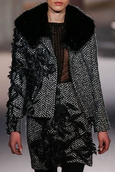 Ermanno Scervino - Milan Fashion Week - Fall 2016  (details)