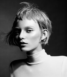 muse KASIA /m4 modelshair MUSTAFA YANAZstyle , hair and make up HEIKO PALACH