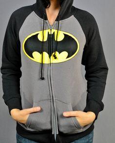 Batman Junior Hoodie