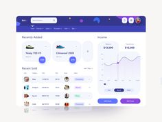 Seller Store by Syed Misba-Ul Hussain for Ofspace Team on Dribbble Dashboard Ui, Dashboard Design, Ui Ux Design, Flat Ui, Ui Design Inspiration, Ui Kit, App Ui, Web Application, Data Visualization