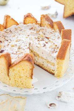 Xmas Food, Christmas Desserts, Christmas Treats, Chocolates, Torte Cake, I Love Food, Italian Recipes, Video, Sweet Treats