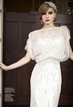 You and Your Wedding - Bonnie & Cadeaux - Jenny Packham