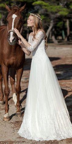 727bc6284423d13 Christos Costarellos Wedding Gowns - Spring 2016. Свадебные ПлатьяПлатья ...