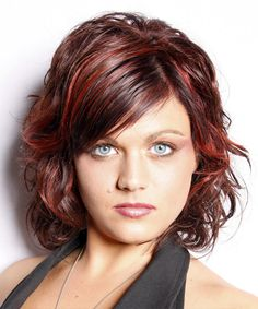 shoulder length hair with short layers cut through the crown - Google Search