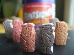 flinstones vitamins haha