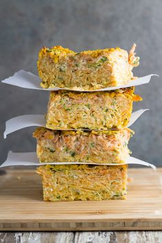 Zucchini & Sweet Potato Slice is one of the earliest recipes that I shared on Becomingess. I decided to change it up a bit and make it without the feta as I (and most of you by the looks of it) prefer dairy free recipes. So it is now listed as an optional ingredient. I have also included 1