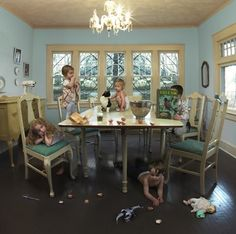 Family Photo? Haha!