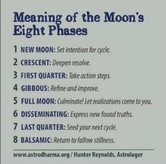 °Meaning of the Moon's phases What the New Moon promises,the Full Moon delivers. Under Your Spell, Baby Witch, Spiritus, My Sun And Stars, Moon Magic, New Moon, Book Of Shadows, Wiccan, Awakening