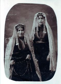 1910 Armenian Mother