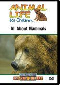 Animal Life for children: All About Mammals: Schlessinger Science Library Another good series from them.