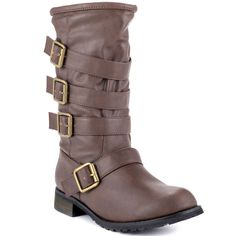 Eastwood - Brown  Promise Shoes