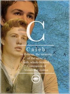 #DivergentSeries #Divergent - Caleb Prior