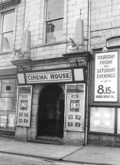 Aberdeen Cinemas - Cinema House