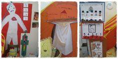 Γωνιά ηρεμίας - Σπίτι των συναισθημάτων - Popi-it.gr Calendar, Places To Visit, Calm, Holiday Decor, Kids, Corner, Young Children, Boys, Children