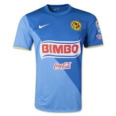 Club America 2014 Third Soccer Jersey
