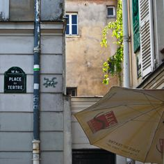 Streets in Paris on Behance