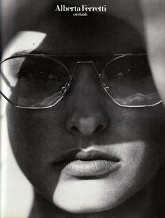 Alberta Ferretti (1989), Linda Evangelista