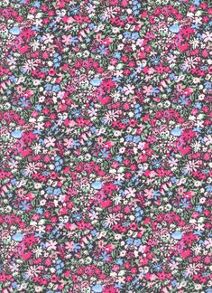 Floral Affair C - The Strawberry Thief Liberty Of London Fabric, Liberty Fabric, The Strawberry Thief, Lawns, Fashion Sewing, Oil Paintings, Affair, Sewing Patterns, Floral