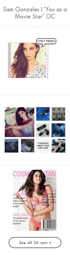 """""""Sam Gonzales 