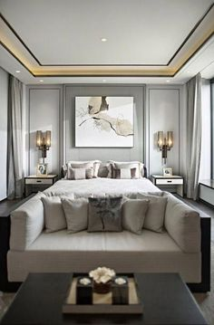 Below are the And Luxury Bedroom Design Ideas. This post about And Luxury Bedroom Design Ideas was posted under the … Luxury Bedroom Design, Master Bedroom Design, Home Decor Bedroom, Bedroom Wall, Bedroom Ideas, Bedroom Furniture, Master Bedrooms, Bedroom Designs, Bed Room