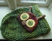 Have ordered several items from MollyChic's Etsy store and have LOVED them all.  I ordered a turtle shell and matching hat for my son's newborn photos.  Also ordered a pink owl hat, diaper cover, and stuffed animal for a friend's shower gift.  Great stuff!!