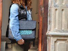 LAPTOP BAG, Laptop backpack, Felt laptop sleeve, Messenger bag, Shoulder bag, Crossbody bag, Macbook pro 15, Laptop bag 15 inch, Laptop case #fashion #fashionblogger #bags #boho #bohostyle #tote #totebag #style #styleblogger #fashionista #vegan #messengerbag