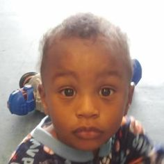 Amir Jennings, 2 Y/O, of Columbia, SC.